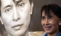 Bà Suu Kyi đến Mỹ sau 20 năm