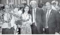 """Nữ doanh nhân Đặng Thanh Hương, giám đốc công ty Cổ phần may Vĩnh Phát """"Tôi luôn lỡ hẹn với con"""""""