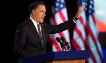 Romney chúc mừng Obama