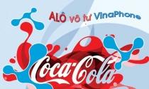 Co-branding: Nhà mạng bắt tay Coca Cola