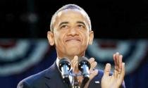 """Obama tái đắc cử """"Nhân vật của năm"""""""