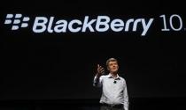 """BlackBerry 10 """"cú hích"""" cho cổ phiếu RIM"""