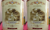 Sữa dê Danlait đã được xác định nguồn gốc xuất xứ
