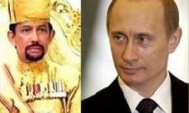 Các nguyên thủ quốc gia giàu nhất thế giới