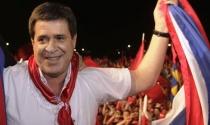 Nhà tài phiệt trở thành Tổng thống Paraguay
