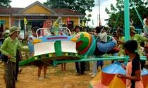 Khu vui chơi trẻ em, gom bạc lẻ mà an toàn