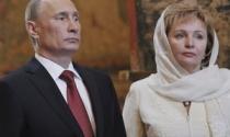 Vợ chồng tổng thống Nga Vladimir Putin bất ngờ ly dị