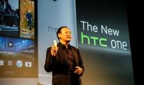CEO Peter Chou bác bỏ tin đồn từ chức nếu HTC One thất bại