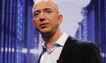 Jeff Bezos mê làm báo