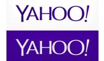 Yahoo thay logo mới