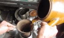 Cà phê vợt ở Sài Gòn