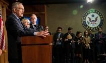Đàm phán trần nợ Mỹ lại bế tắc