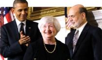 Cái vỗ tay lớn cho Janet Yellen