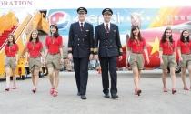"""Máy bay VietJetAir """"khoác áo"""" Pepsi"""