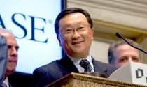 CEO tạm quyền BlackBerry nhận lương một triệu USD
