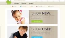 Kinh doanh website quần áo cũ cho trẻ em