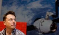 """Elon Musk đựơc chọn là """"Doanh nhân của năm"""""""