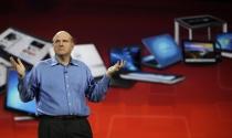 Steve Ballmer tiết lộ những điều hối tiếc trong thời gian làm CEO Microsoft