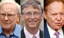 Warren Buffett kiếm 37 triệu USD mỗi ngày trong năm 2013