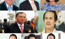 10 người giàu nhất trên sàn chứng khoán 2013