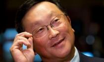 John Chen trở thành CEO chính thức của BlackBerry