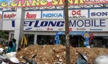 Siết nợ cả siêu thị, ngân hàng bán lẻ điện máy