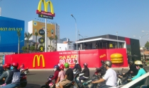 McDonald's hoàn thành cửa hàng đầu tiên tại Việt Nam