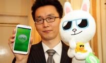 Đại gia viễn thông Nhật muốn mua Line