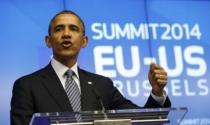 Mỹ, EU liên kết để trừng phạt Nga