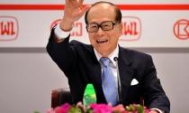 Tỷ phú Li Ka Shing bán hàng loạt dự án ở Trung Quốc
