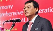 Ông Phạm Huy Hùng nghẹn ngào chia tay Vietinbank