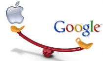 """Apple và Google tạm """"ngừng bắn"""" trong cuộc chiến pháp đình"""