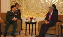 Lãnh đạo Quốc phòng Việt Nam gặp Phó tổng tham mưu Trung Quốc