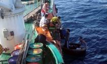 Tường trình từ vùng biển nóng Hoàng Sa Tàu Trung Quốc mở rộng phạm vi cản phá ra 9,5 hải lý