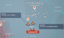 Tại sao giàn khoan Hải Dương 981 phải di chuyển ?