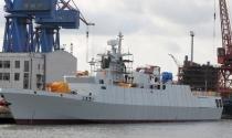 Trung Quốc xua tàu chiến mới nhất ra Hoàng Sa