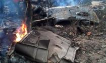 Trực thăng rơi gần Hà Nội, 16 người chết