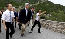 Mỹ gây sức ép với TQ về tranh chấp trên biển