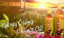 Quảng cáo trà C2 Ô Long: Lừa dối trắng trợn