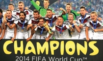 Adidas thắng lớn tại World Cup 2014