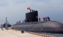 Tàu ngầm Kilo thứ ba của Việt Nam sắp về nước