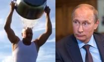 """Dội nước đá: Ngôi sao """"Fast & Furious"""" thách Tổng thống Putin"""