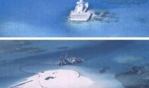 Báo Nhật: Trung Quốc tiếp tục san lấp, mở rộng bãi Gạc Ma
