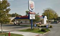 Chiêu bài trốn thuế của Burger King