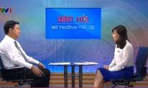"""Bộ trưởng Đinh La Thăng khẳng định không có """"đường bay vàng"""" nào cả"""