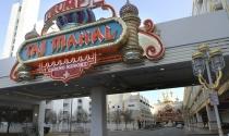 Casino thứ hai của tỷ phú Donald Trump phá sản