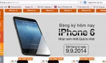 Hàng vạn người đặt mua iPhone 6 tại Việt Nam