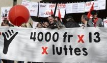 Chi phí lao động trung bình của Thụy Sĩ cao nhất châu Âu
