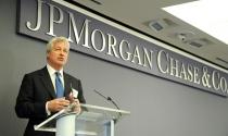 JP Morgan bật dậy cùng bệnh nhân CEO Dimon