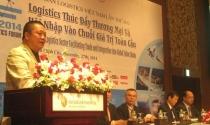 """Câu chuyện logistics: """"Tôi rất cám ơn Bộ trưởng Đinh La Thăng"""""""